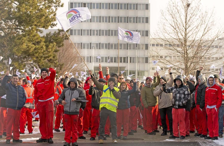 Во Audi полесно се дише. Прекинат штрајкот на работниците!