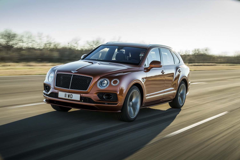 Побрз и од Urus: Bentley повторно е најбрз во светот / ВИДЕО