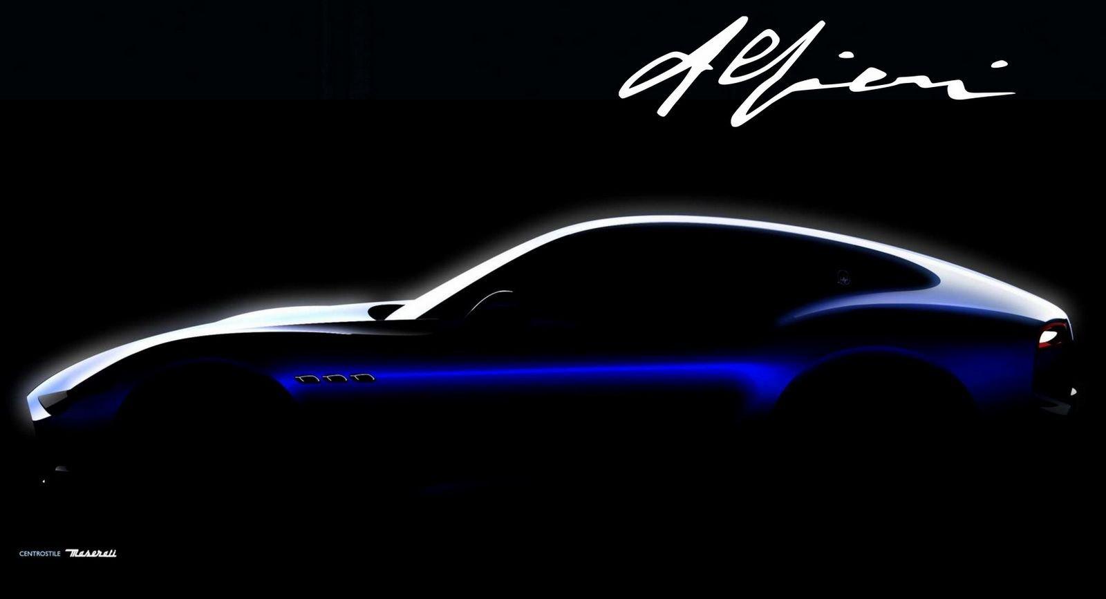 Maserati Alfieri станува електричен спортист и конечно влегува во производство