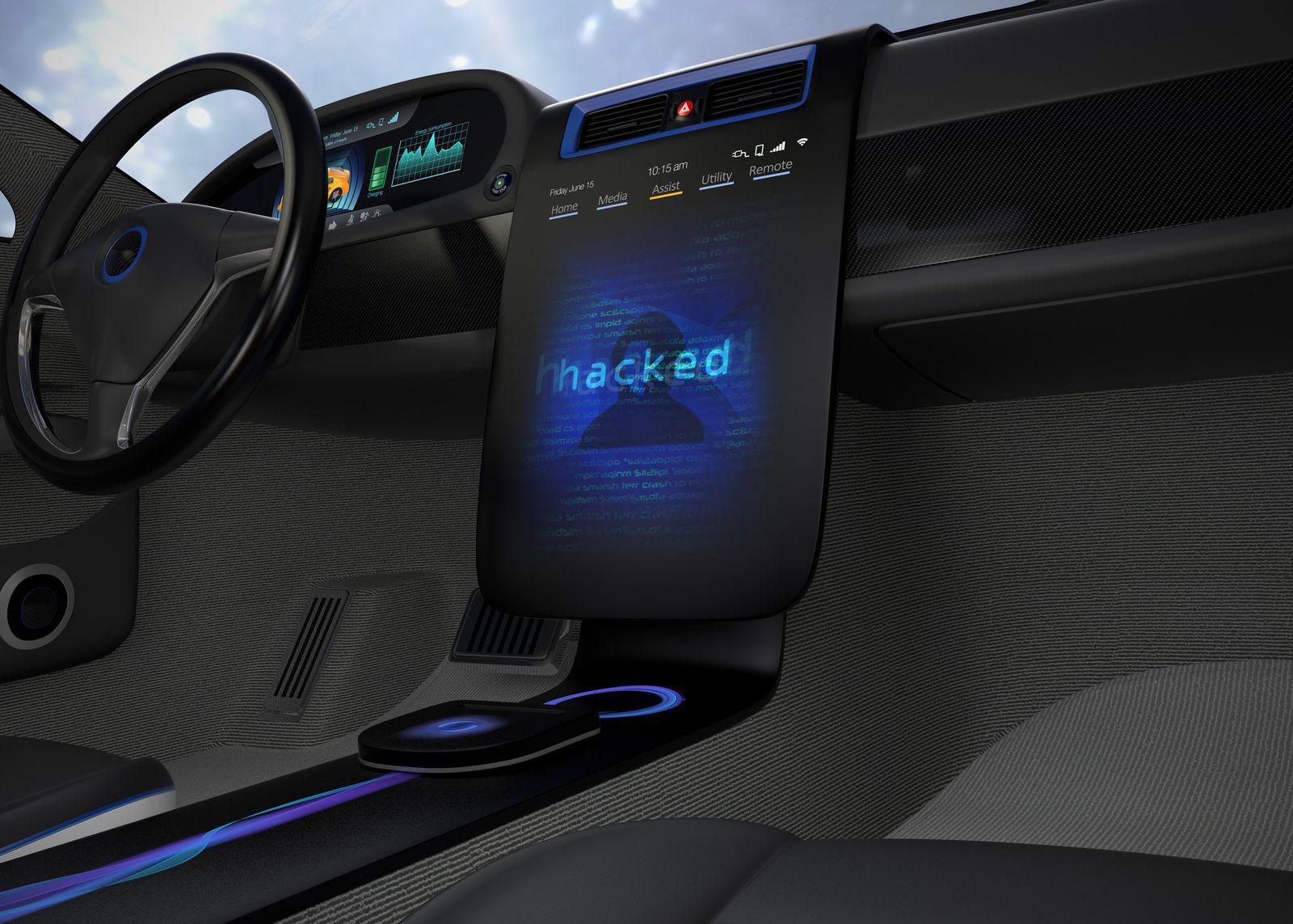По компјутерите и телефоните, хакерите ќе почнат со напади на автомобилите!
