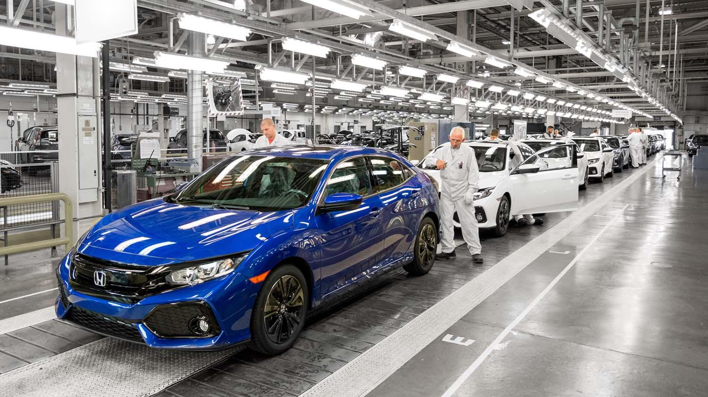 Честит Brexit: Honda ја затвора фабриката во Свиндон