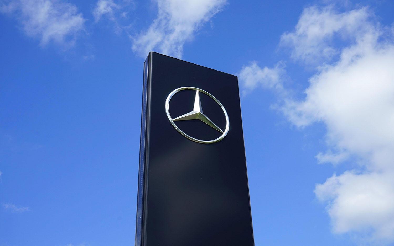 Mercedes подготвува за О класа!