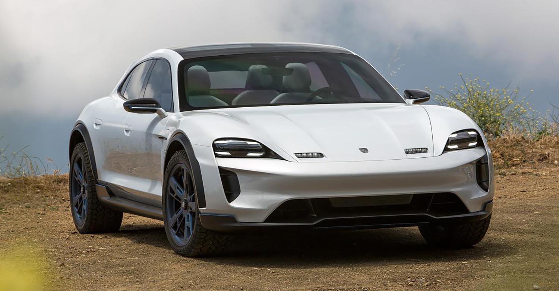 Наскоро уште едно електрично Porsche