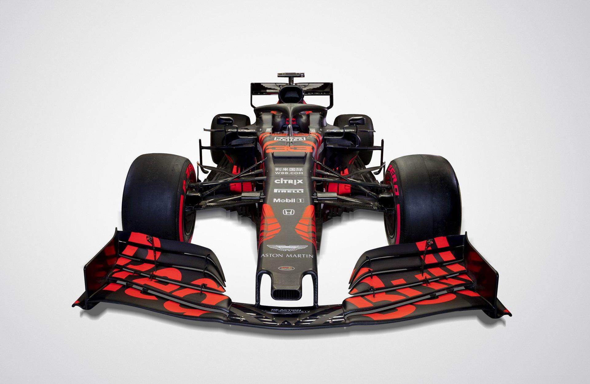 Први фотографии од новиот F1 Red Bull RB15