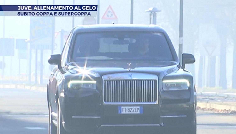 Кристијано Роналдо се почасти со најголемиот Rolls-Royce