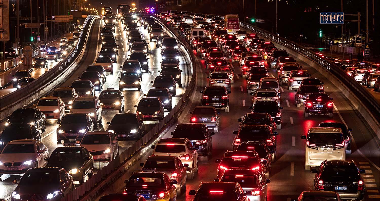 Колку време возачите губат време во сообраќајниот метеж?