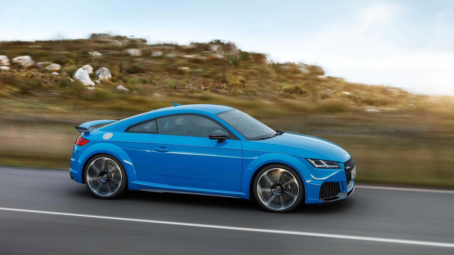 """Audi го """"пензионира"""" TT?"""