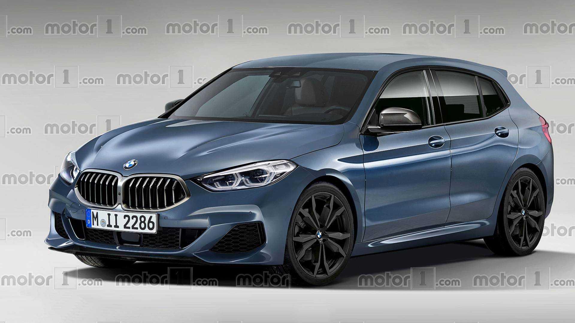 Новата BMW Серија 1 доаѓа оваа есен