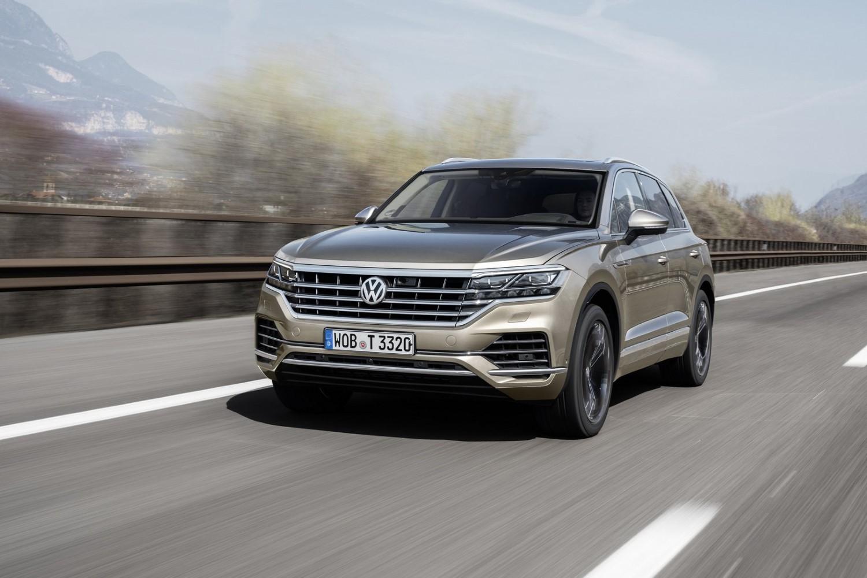 Touareg V8 TDI е последниот Volkswagen со соодветниот дизел мотор