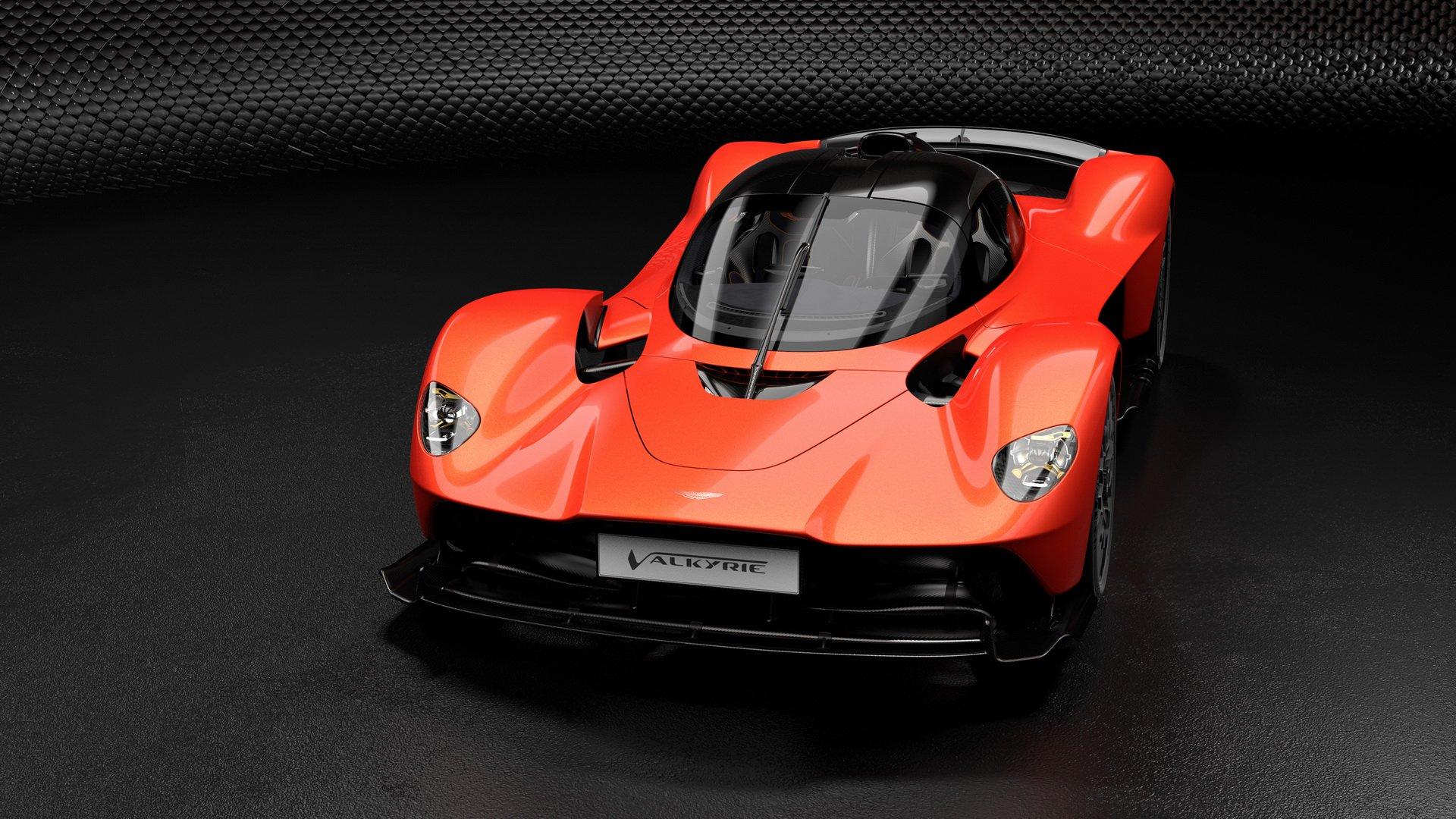 Aston Martin официјално потврди дека Valkyrie ќе има 1.160 КС