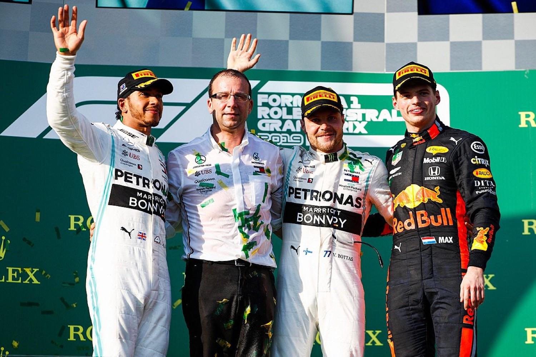 F1 Aвстралија ГП: Валтери Ботас импресивен на стартот од сезоната / ФОТО+ВИДЕО