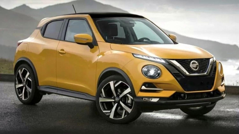 2020 Nissan Juke – први фотографии