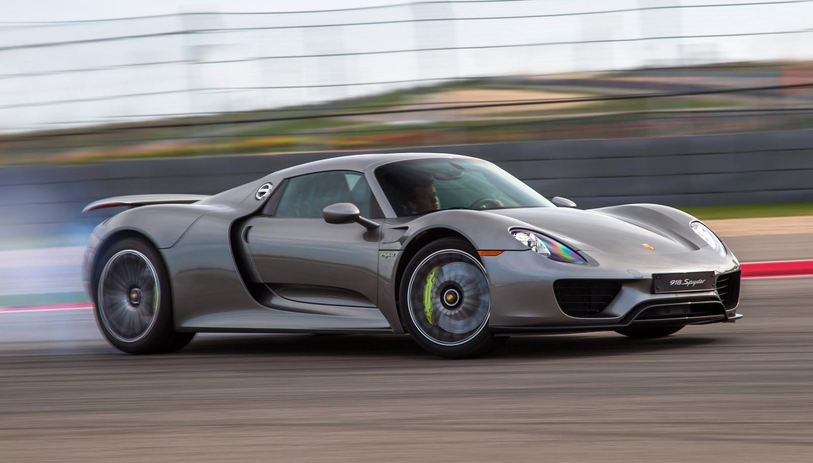 Наследникот на Porsche 918 Spyder ќе биде заеднички развој со Rimac Automobili?!