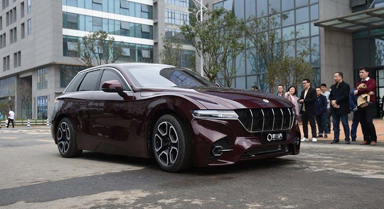 Кинезите направиja автомобил на водород со автономија од 1000 km