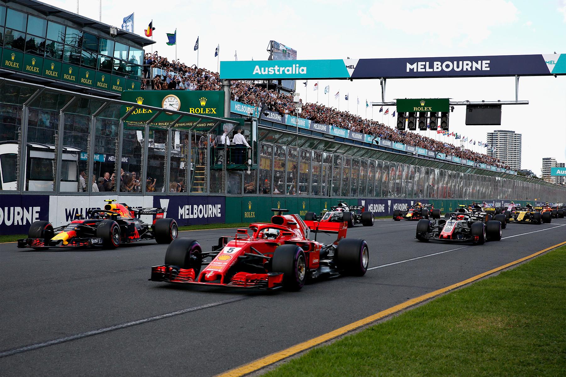 Најава: со ГН на Австралија започнува новата F1 сезона / ВИДЕО