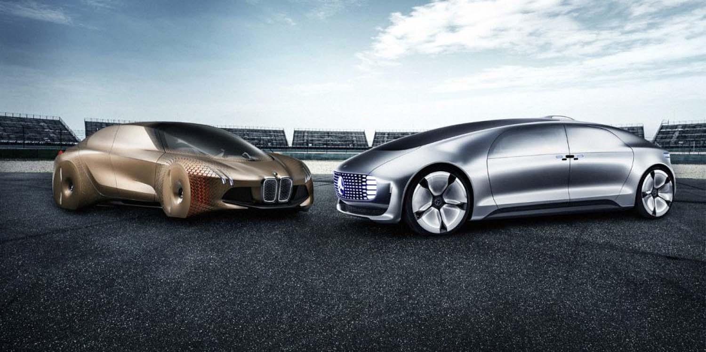 BMW и Daimler ги здружуваат силите во сегментот на беспилотни возила