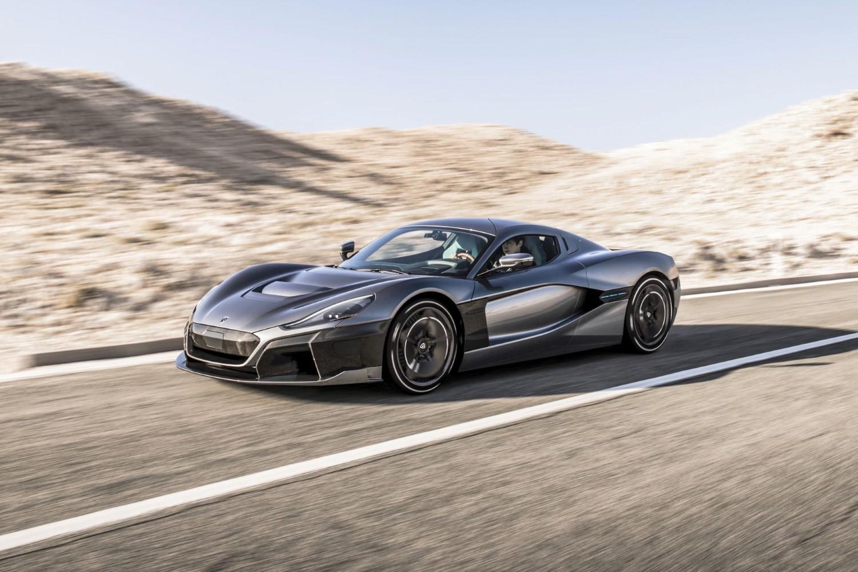 Rimac – тоа е најмоќниот автомобил досега