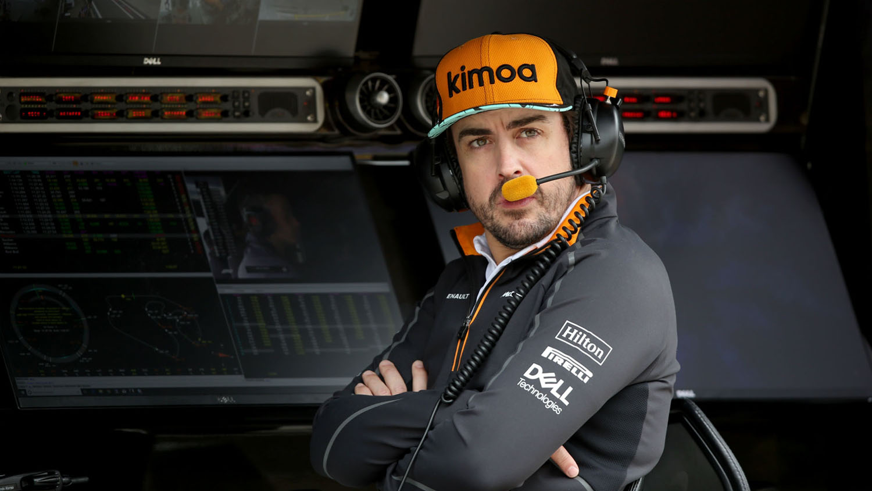 Алонсо: McLaren е изненадувачки добар