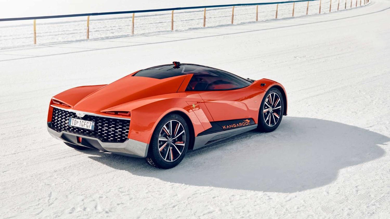 GFG Style Kangaroo Concept – од тркач до off-road автомобил / ФОТО+ВИДЕО