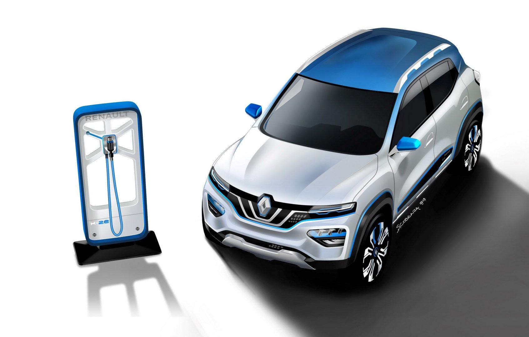 Прво Кина, а потоа светот – Renault лансира евтин урбан EV кросовер / ФОТО