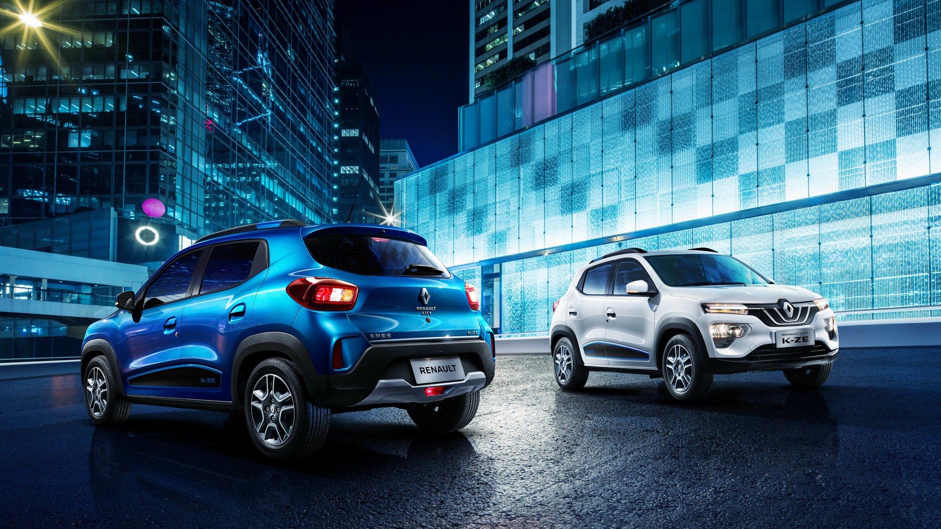 Renault го менува светот на електричните возила