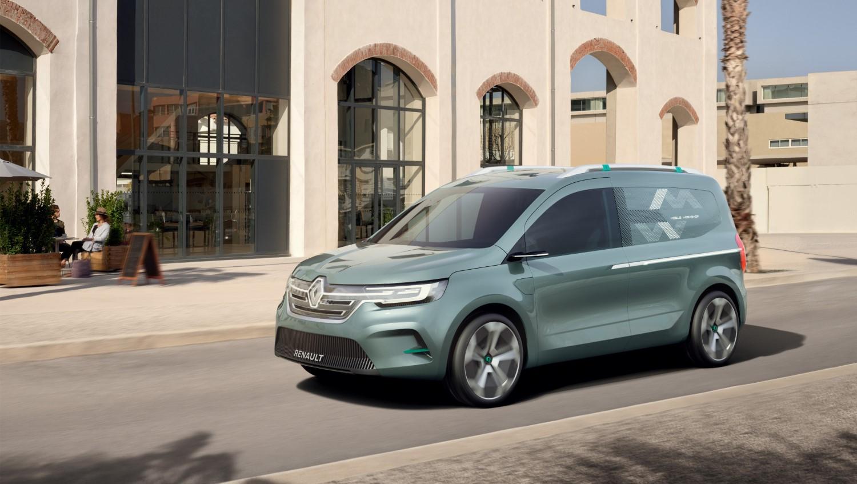 Како ќе изгледа новото Renault Kangoo / ВИДЕО