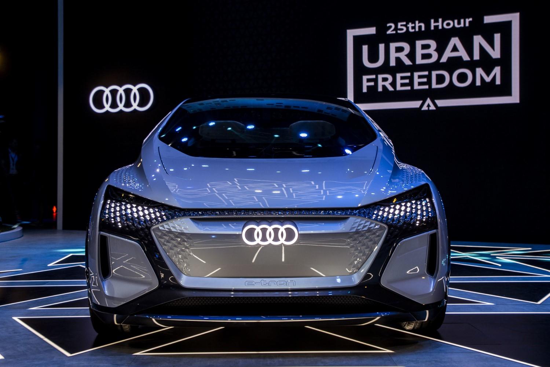 Audi AI:ME: Премиум градски превоз на иднината / ФОТО+ВИДЕО