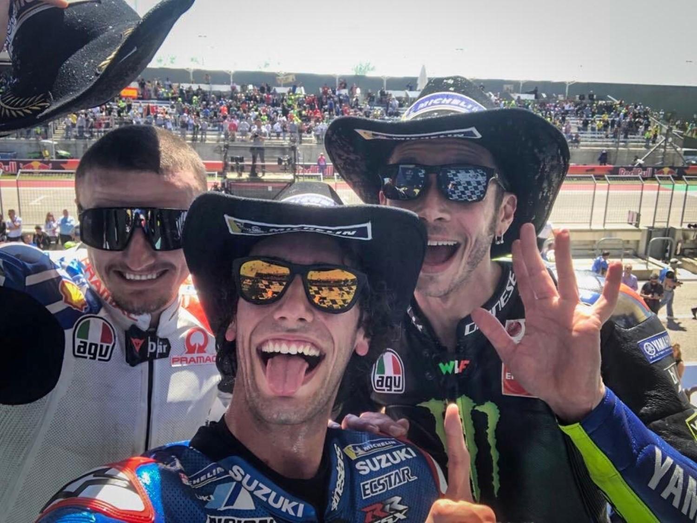 MotoGP: Алекс Ринс стави крај на серијата победи на Маркез во Остин