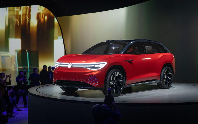 Volkswagen го претстави SUV моделот на иднината / ФОТО