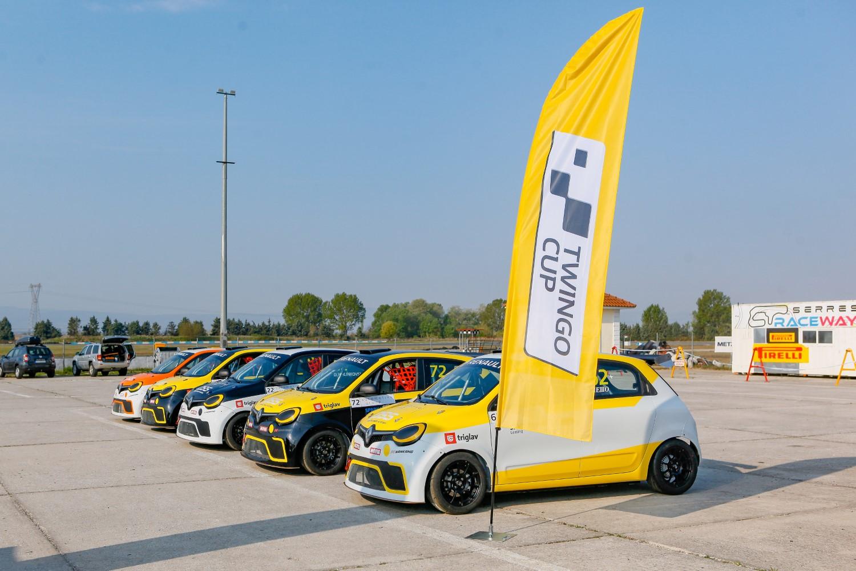 Renault Sport го носи првиот Twingo CUP и во Македонија / ФОТО