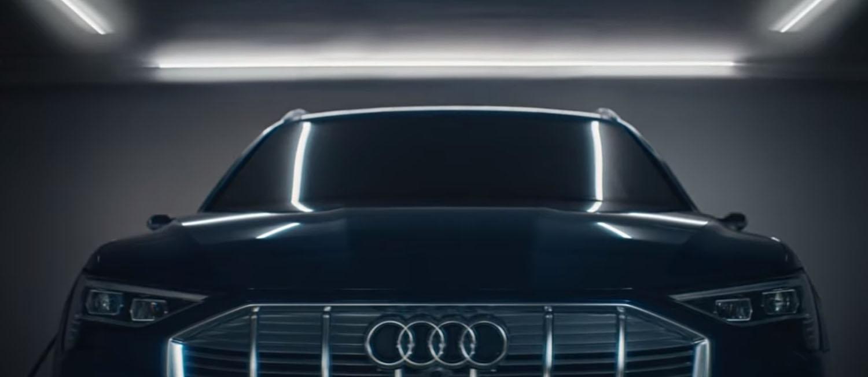 Како на Американците им е претставено првото електрично Audi