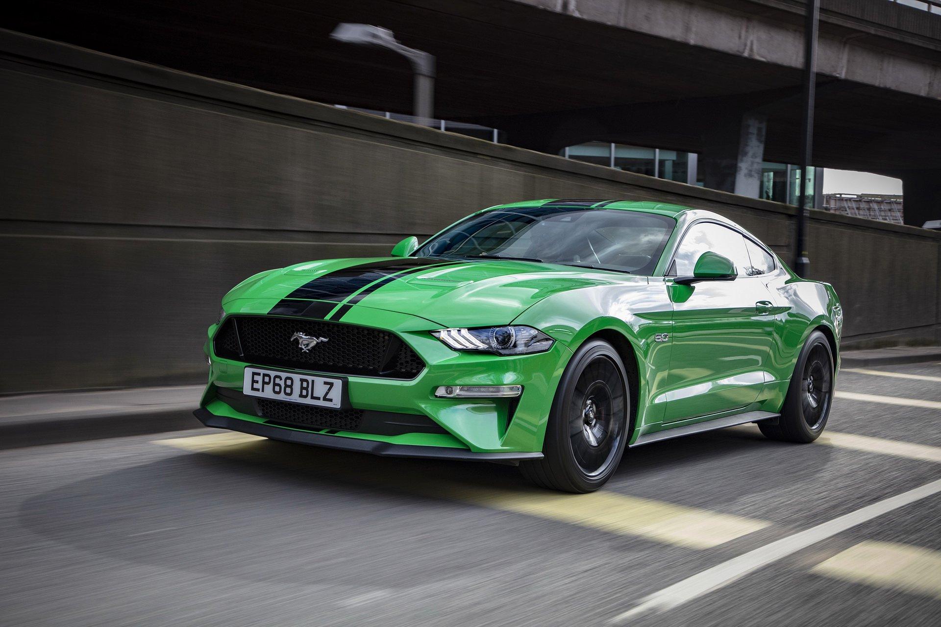 Ford Mustang повторно е најпродаван спортски автомобил во светот