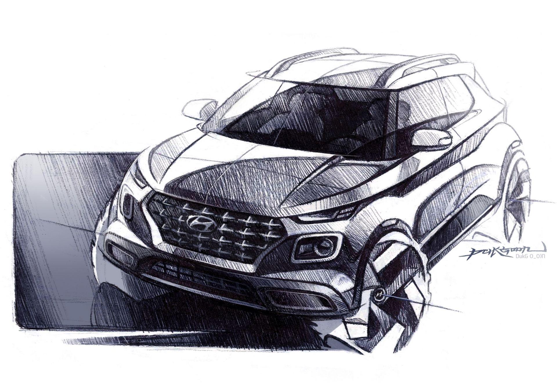 Hyundai откри детали за својот најмал кросовер / ФОТО