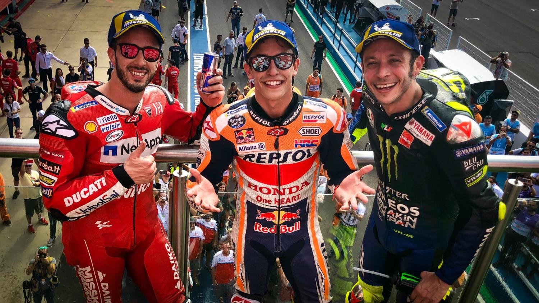 MotoGP: Марк Маркес е крал на Аргентина