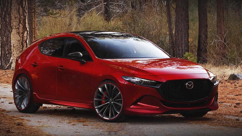Mazda размислува за конкурент на Golf GTI?!