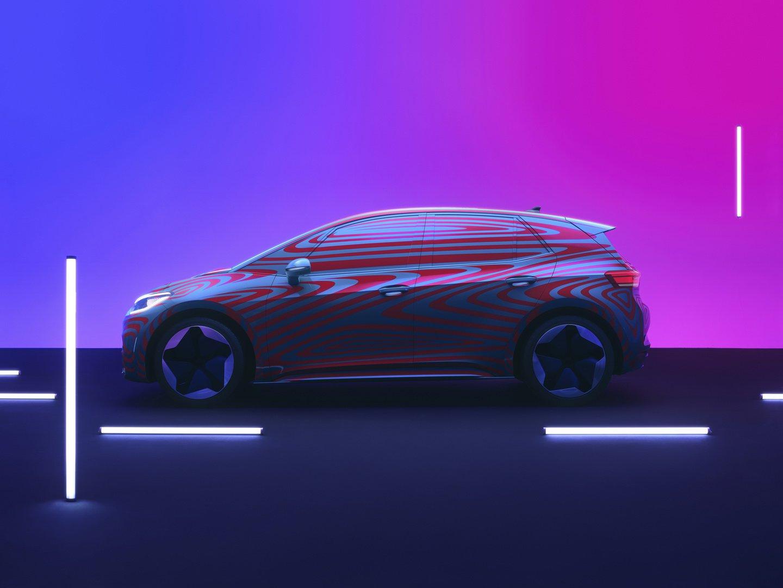 Револуционерниот електричен VW се нарекува ID.3 и веќе е достапен за резервации / ФОТО