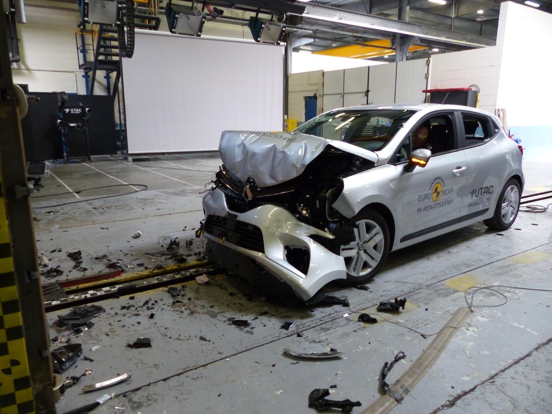 Највисока оцена за безбедност за седум модели по најновите безбедносни тестови на EuroNCAP / ВИДЕО