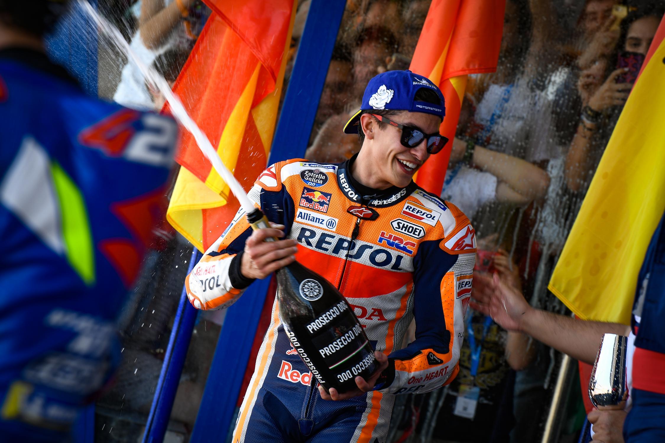 Маркес рутински до победата во Херез