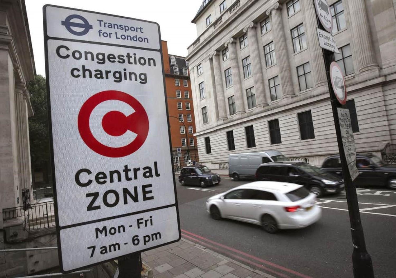 Лондон воведува максимална брзина од 24 km/h