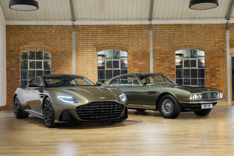 Специјално издание за Aston Martin DBS Superleggera / ФОТО+ВИДЕО