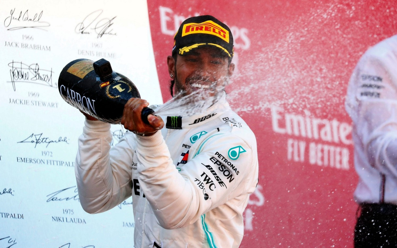 Formula 1: Продолжение на доминацијата на Mercedes!