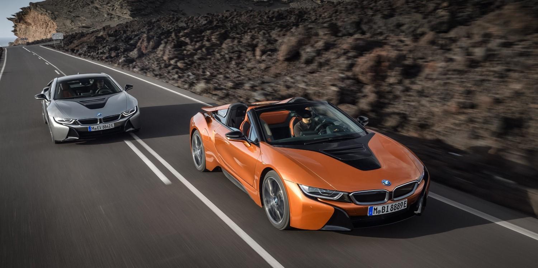 BMW i8 дефинитивно добива наследник