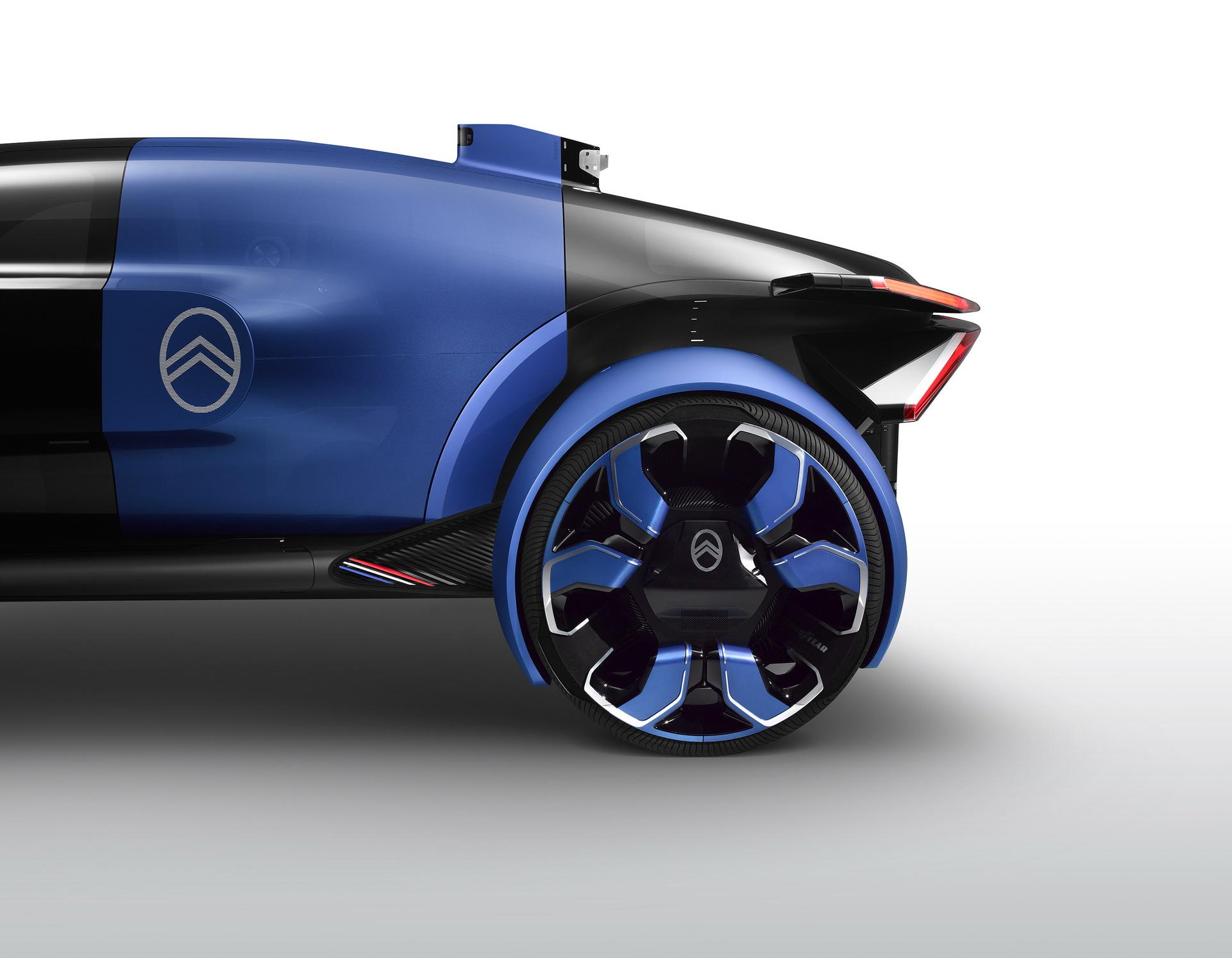 Како изгледа пневматик за автономен електричен автомобил од иднината? / ФОТО+ВИДЕО
