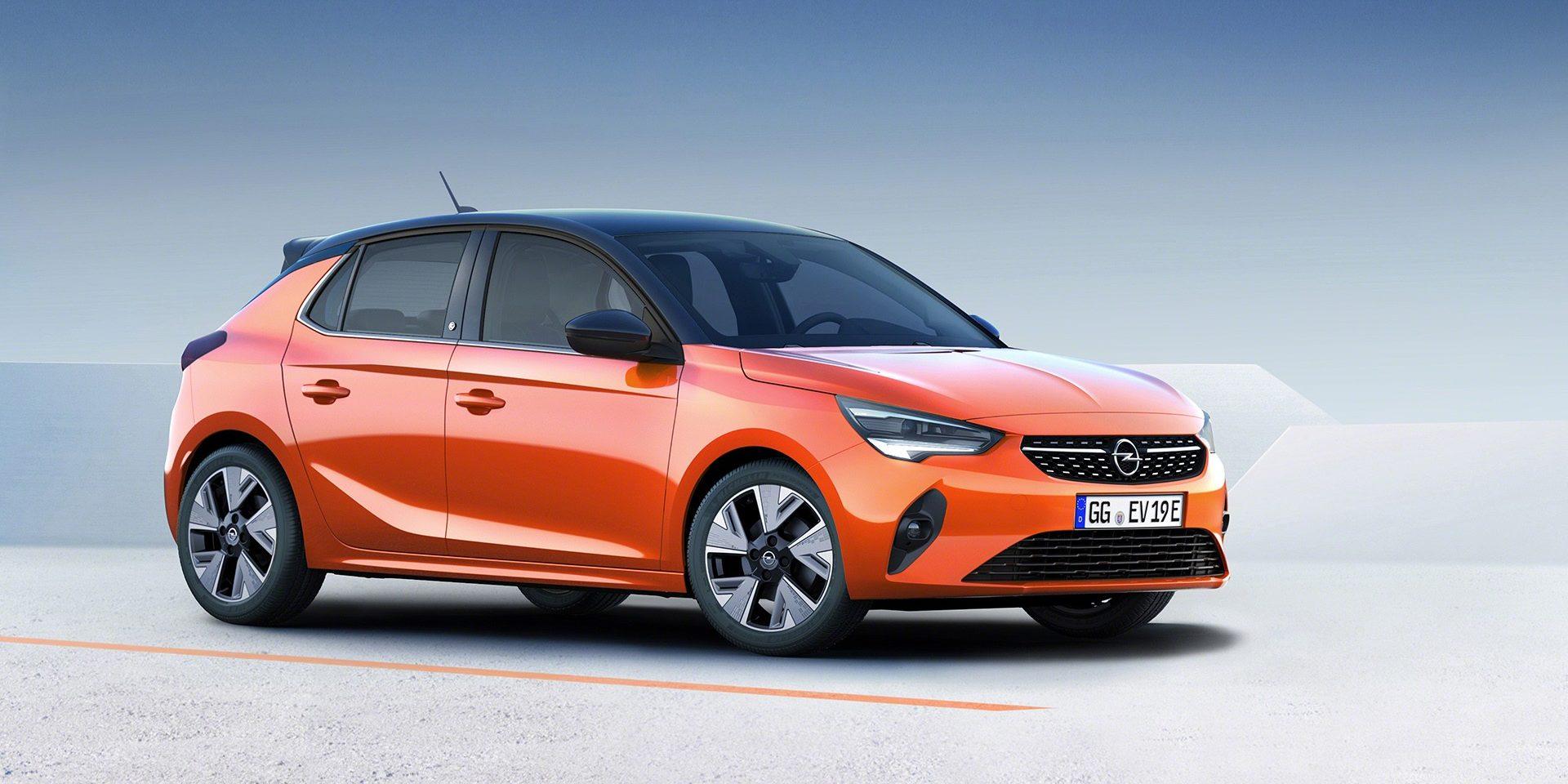 Новата генерација на Opel Corsa е пред нас