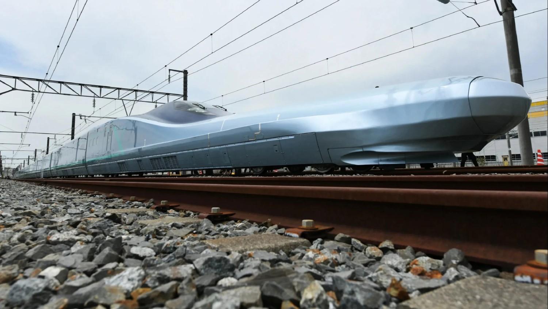 Alfa-X – најбрзиот воз во светот / ВИДЕО