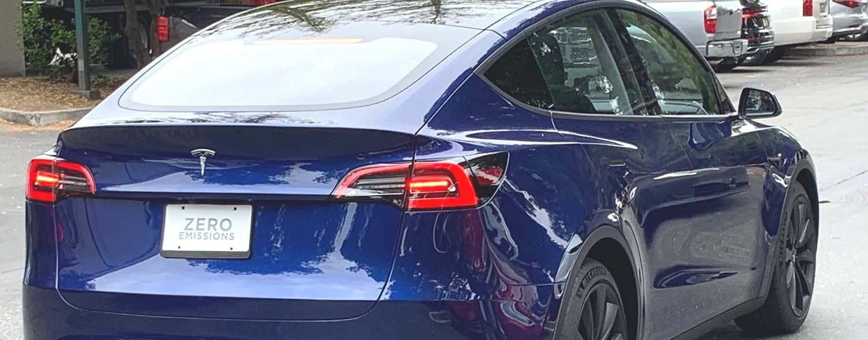 Прво јавно појавување на Tesla Model Y