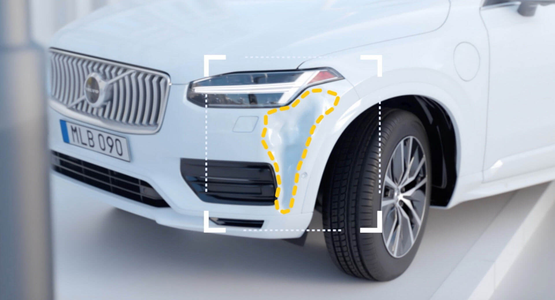 Ви треба помош по сообраќајна несреќа? Volvo и за тоа има апликација / ВИДЕО