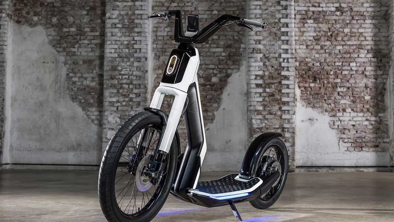 Покрај електрични автомобили Volkswagen ќе прави и електрични тротинети / ВИДЕО