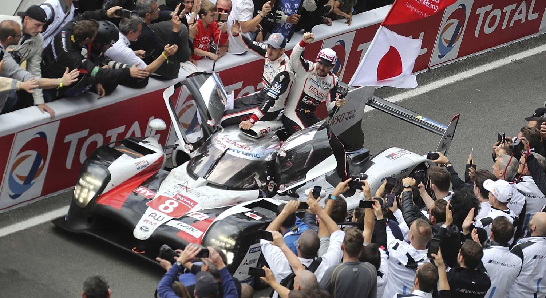 24 Ле Ман: Toyota и Алонсо повторно на врвот!