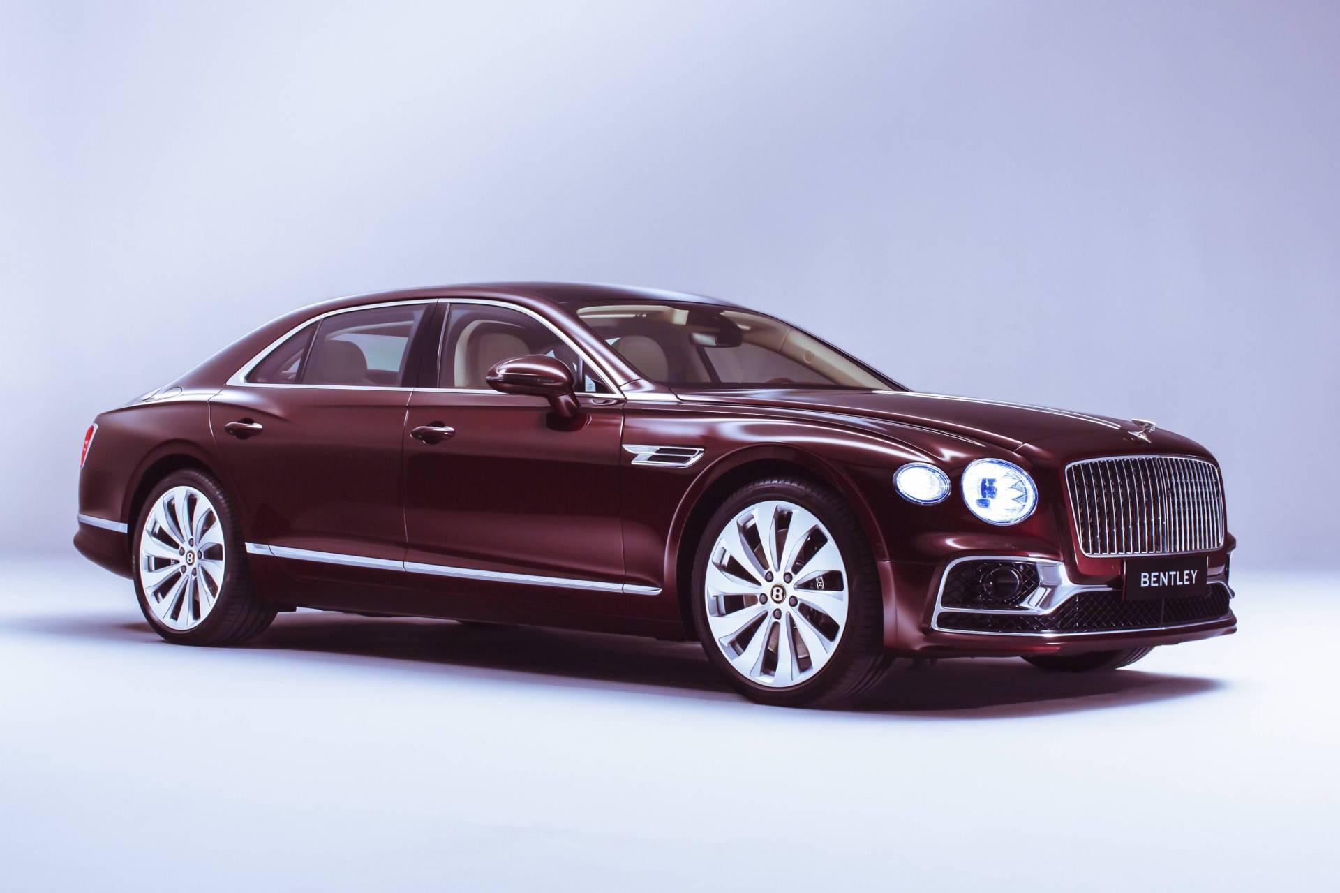 Супербрз и суперлуксузен – светска премиера за новиот Bentley Flying Spur